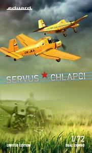 Eduard 2131 1/72 SERVUS CHLAPCI Plastic Model Kit