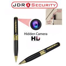 Mini SPY Pen HD Cam Hidden Camera 32GB Video USB DVR Recording SpyCam New UK