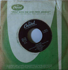 """FRANK SINATRA ALL THE WAY - CHICAGO CAPITOL RECORDS 7""""SINGLES (h151)"""