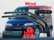 Citroen Berlingo / Peugeot Partner 1996 - 2002 Wind deflectors 2.pc  HEKO  12215