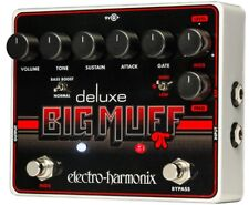 EHX Electro Harmonix Deluxe Big Muff Pi - Distortion Sustainer Guitar Pedal