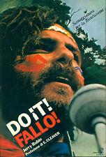 RUBIN Jerry, Do it! Fallo! Sceneggiatura per la Rivoluzione. Milano Libri, 1971
