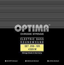 Optima Chrome Bass Strings 50-105  4399 L