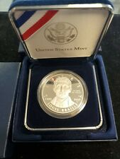 2009-P Louis Braille Bicentennial Proof Silver Dollar w/ COA