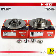 2X MINTEX REAR DISC BRAKES MDC2031 FOR CITROEN DS PEUGEOT 308 (CC/II/SW) GENUINE