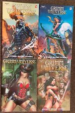 4 Grimm Universe Presents 2019 8 Stand alone stories Zenescope set lot nm