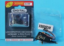 More details for new hornby x8809dm 0-6-0 motor with dcc r7274 4-pin decoder x9659 digital use