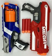 Nerf Strongarm (N-strike) With 6 Bullets & Mega Magnus With 3 Bullets