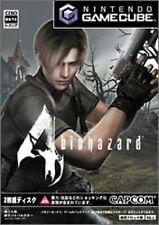 Gamecube Biohazard 4 Japan Mit Tracking Nummer Neu Von Japan