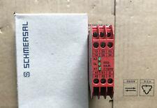 Schmersal safety relay SRB-NA-R-C.15 / R2-24VDC NEW 1PCS