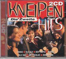 VA Kneipen Hits - Die Zweite, Smokie, Talk Talk, Deep Purple, 2CD
