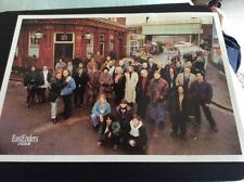Eastenders Fabulous Whole Cast Card Pre Signed By 36 Cast Members Rare ❤️❤️❤️