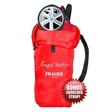 UMBRELLA STROLLER TRAVEL BAG Cover - DURABLE Polyester with SHOULDER STRAP,...