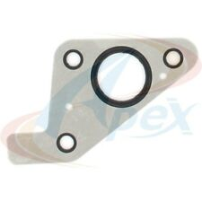 Engine Coolant Crossover Pipe Gasket Left Apex Automobile Parts AWO2241