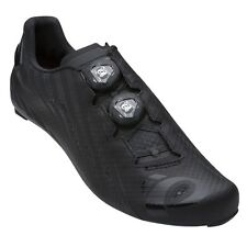 Pearl Izumi 2018 P.R.O. PRO Leader v4 Carbon Road Bike Cycling Shoes Black 46