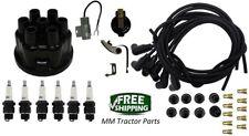 Ignition Tune up kit IH Farmall 6 Cyl Tractor IH Distributor 368051R1, 401107R1