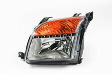 Ford Fusion 06-12 Headlight Headlamp With Orange Indicator Left Passenger N/S