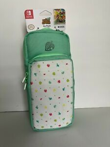 Nintendo Switch Animal Crossing Go Pack - Switch & Switch Lite Bag Travel Case