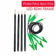 4 Pcs LED BDM Probe Pens Pins Fit for Ktag Kess V2 Fgtech BDM100 ECU Program