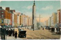 DUBLIN – Parnell Monument Upper Sackville Street – Ireland