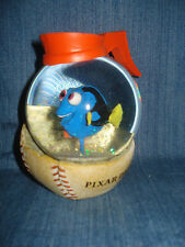 San Francisco Giants Finding Dory Snow Globe 8/21/2016 SF Disney Pixar Day