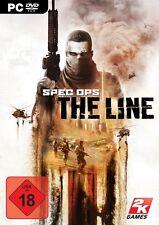 PC juego de ordenador *** Spec Ops: the line *** neu*new*18