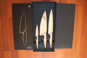 WMF Chef Edition Messer Set 3-teilig in Holzschatulle NEU&OVP