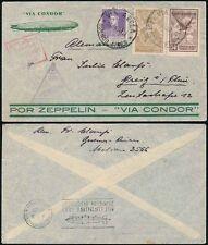 German Air Mail Aviation Postal Stamps