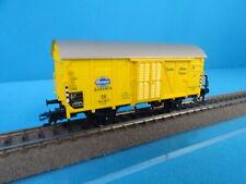 Marklin 48759 DB Closed Freight Car HAMEICO Bananen Yellow