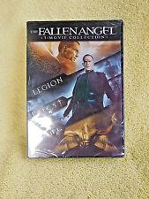 NEW/SEALED 2 DVD SET! FALLEN ANGEL COLLECTION LEGION + PRIEST + GABRIEL 3 FILMS!