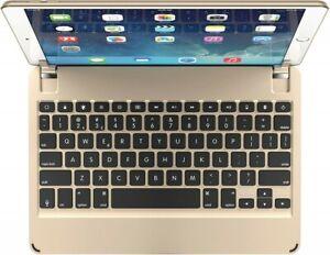 BRYDGE Keyboard BRY8003 10.5 inch iPad Pro Gold Bluetooth Slim from Japan OMa