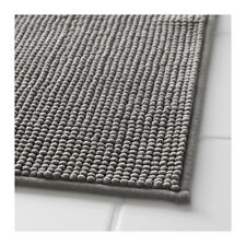 IKEA BADAREN Anti-Slip Microfibre Bath Mat Bathmat Bathroom Rug 60x40cm in Grey