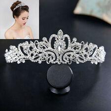 Full Rhinestone Wedding Bridal Hair Accessories Hairband Crown Tiaras Tiara  LFH