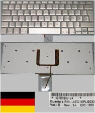 Keyboard QWERTZ GERMAN 922-6593 BACKLIT PowerBook G4 Keyboard 15 AEQ16PLG033