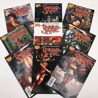 Painkiller Jane Comic Books 0 1 2 3 4 5  Dynamite Entertainment 2007