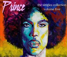 Prince - Singles Collection Volume Five [4-CD set] [Purple Rain 4ever]