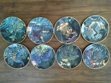 Lenox Miracles of the Rainforest plates set of 8