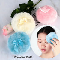 Women Cosmetic Powder Puff Large Face Body Sponge Pads Beauty Makeup Tools