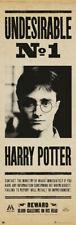 Harry Potter - Door Movie Poster / Print (Undesirable No. 1)