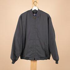 Vintage Blue DICKIES Quilted Harrington Jacket Men's XL