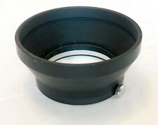 Genuine Canon S -60  Collapsible Rubber Clamp on 58mm Lens Hood