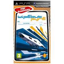 WipeOut Pure PSP ESSENTIAS  GIOCO PER PSP - VERSIONE ITALIANA - NUOVO SIGILLATO