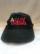 A Guy Thing Black Men's Baseball Cap Hat