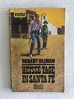 Western Nr. 112 - Heisse Tage in Santa Fe - von Robert Ullman