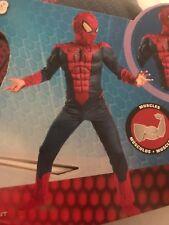 Spider-Man Costume Halloween Boy M(8)