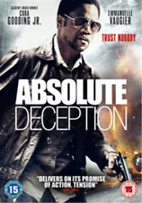 Cuba Gooding Jr., Emmanuell...-Absolute Deception  DVD NEUF
