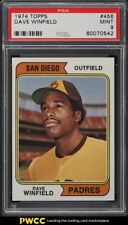 1974 Topps Dave Winfield ROOKIE RC #456 PSA 9 MINT