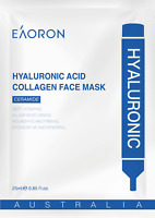 Eaoron Hyaluronic Acid Collagen Hydrating Face Mask 25ml 2 Pieces Free Shipping!