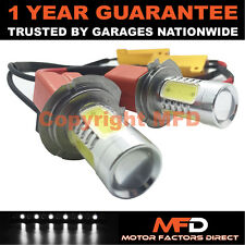 2X CANBUS WHITE H7 CREE LED DIPPED BEAM BULBS FOR BMW 1 3 5 6 SERIES X1 X3 X5 Z4