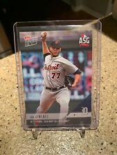Joe Jimenez Tigers AL Pitcher MLB All-Star Game ASG 2018 Topps Now AS-58